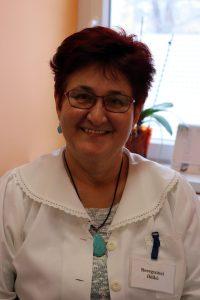Beregszászi Ildikó nővér