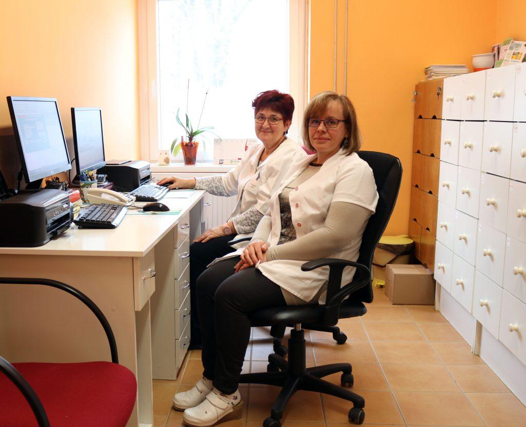 Békéscsaba Szilágyi Annamária nővéri szoba nővérekkel