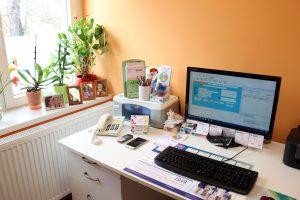 Szilágyi Annamária Háziorvosi rendelő orvosi szoba